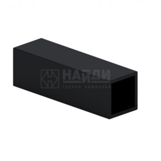 Профиль базовый 3000мм. Чёрный (система Лофт)