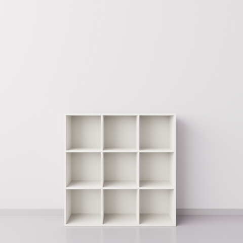 Шкаф 3x3 квадрата