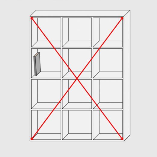 Как правильно крепить заднюю стенку шкафа
