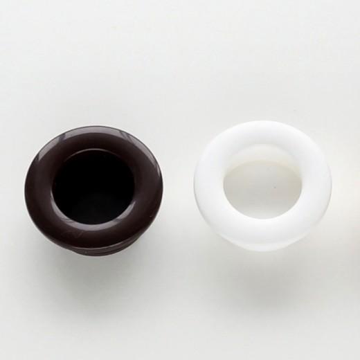Ручки врезные пластиковые