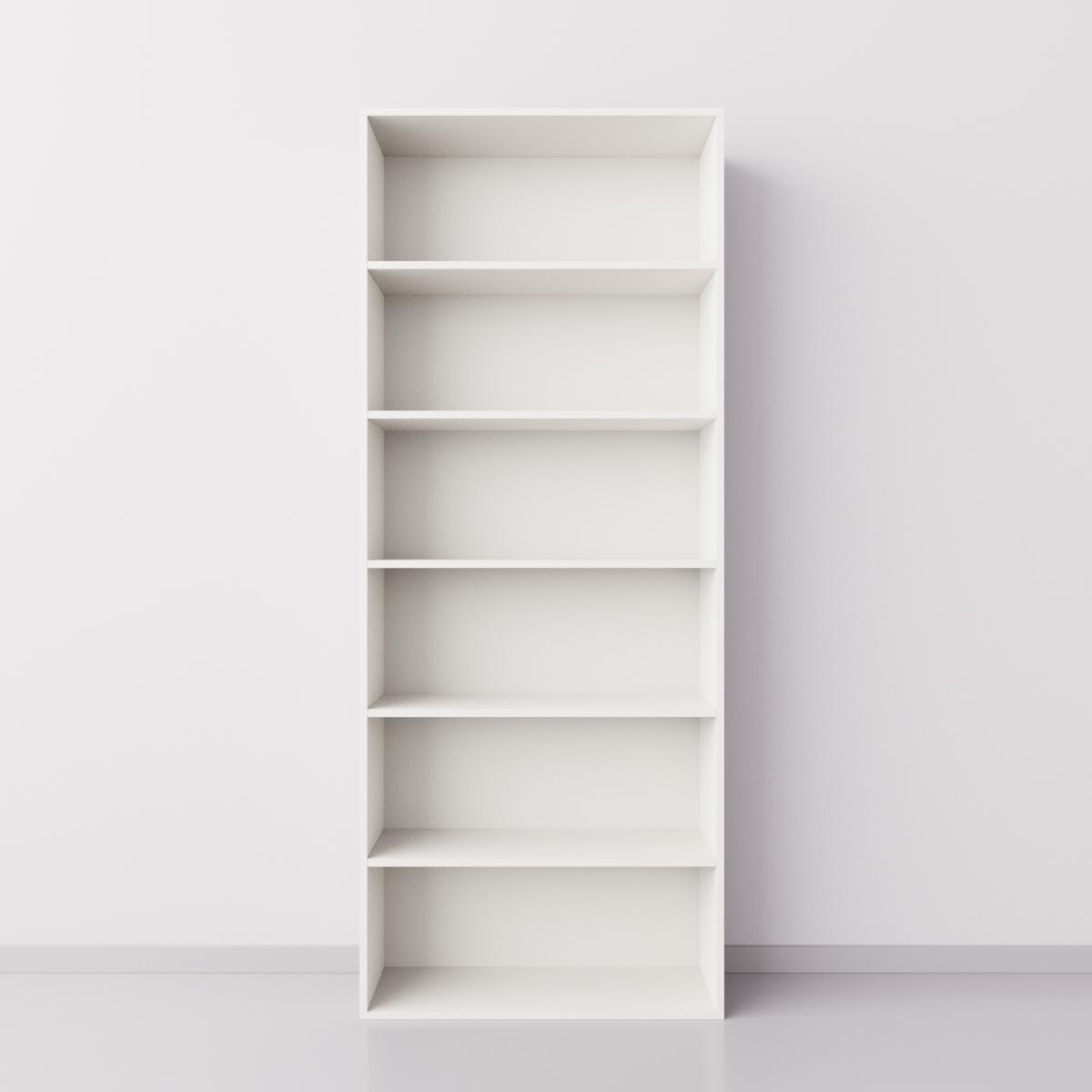 Классический книжный шкаф