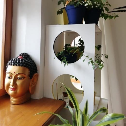 Шкаф для цветов