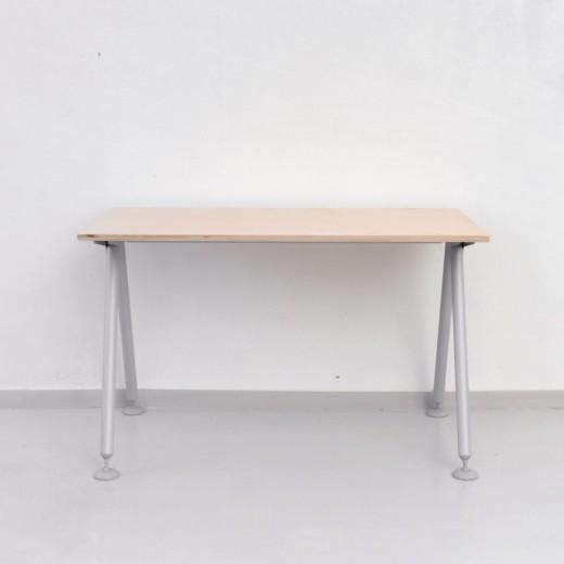 Рабочий стол «Тандем 3» из фанеры 21мм, 1200х650мм