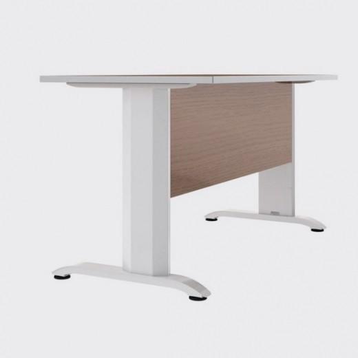 Рабочий стол «Альфа 2 вест» из ДСП 16мм Дуб Сонома, 1200х600мм