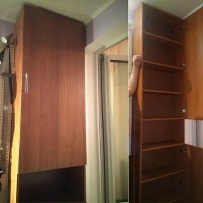 Шкаф для инструментов для Антона из Москвы