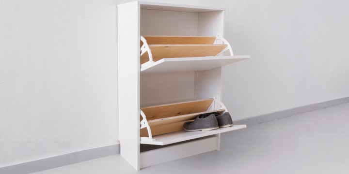 Обувница. Какие размеры выбрать