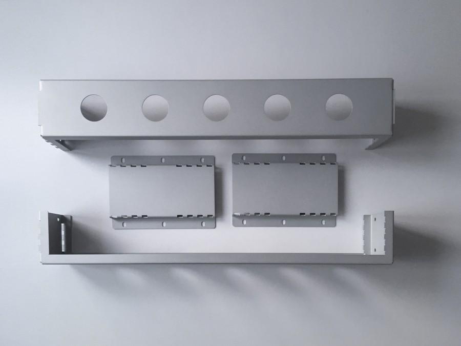 Подвес для системного блока универсальный с отверстиями (Д-044)