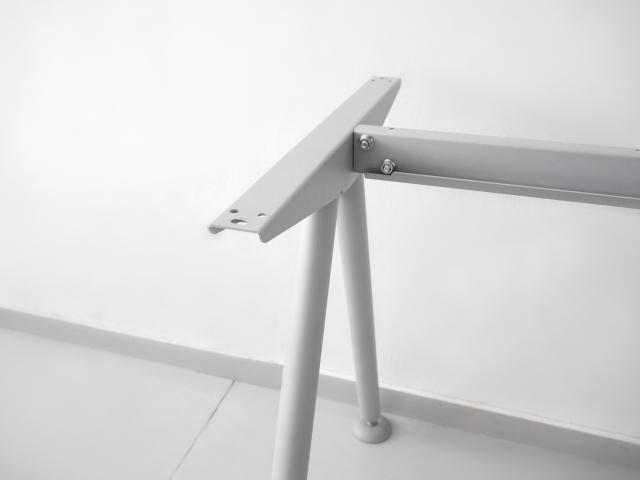Рабочий стол «Тандем 3» со столешницей из натуральной сосны, 1200х650мм