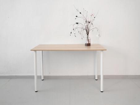 Рабочий стол из ЛДСП, дуб сонома