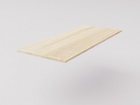 Столешница для рабочего стола 140х60см, ДСП 22мм, Дуб Сонома