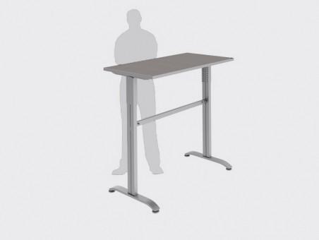 Каркас регулируемый для высокого стола «Пилот макси»
