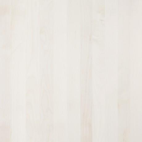 массив берёзы 22мм, полир., белый. лак с 1 стороны