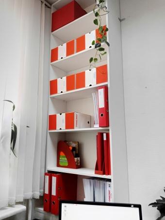 Шкаф для документов в офис