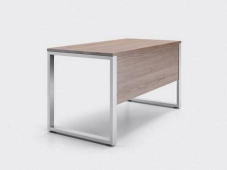 Письменный стол Зета ГЗ, ДСП 16мм, Дуб Сонома